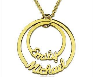 le bijoux collier prenon un cadeau idéal