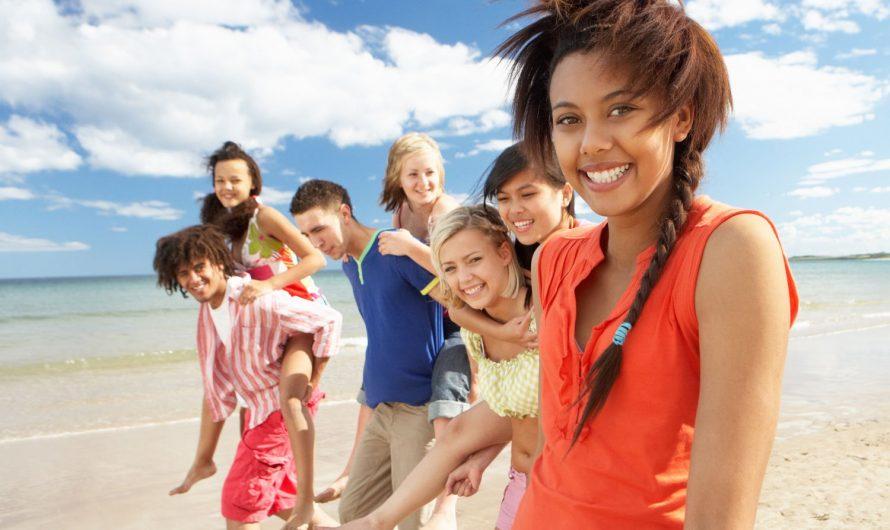 Les bénéfices de la colonie de vacances pour les ados de 17 ans