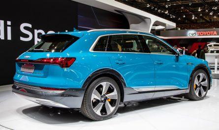 Audi restylé