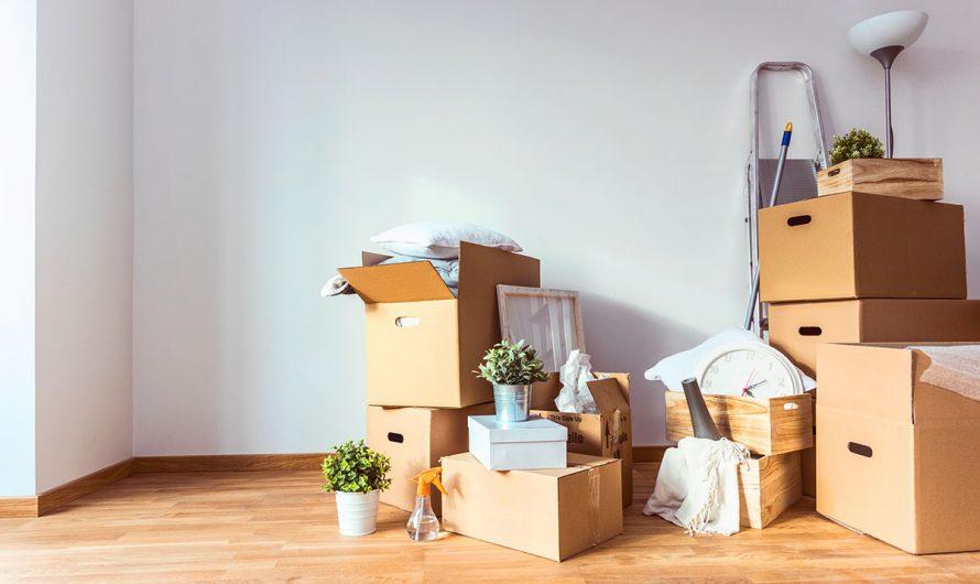 Comment s'organiser quand on déménage ?