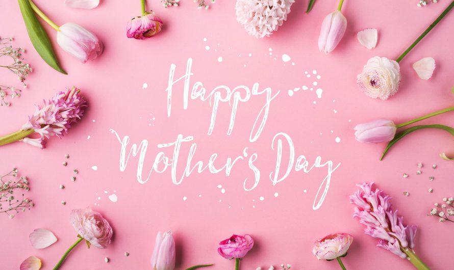 Fête des mères : lui exprimer tout son amour