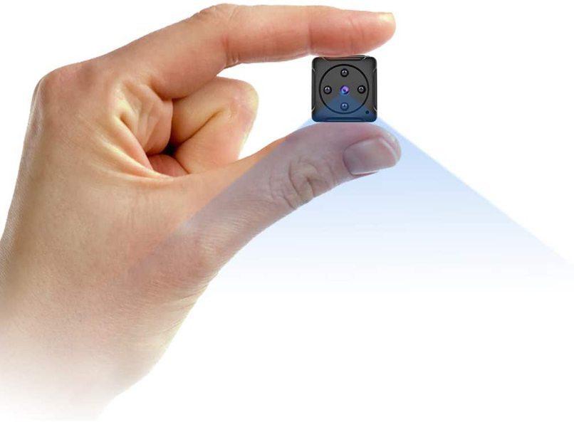 caméra espionnage