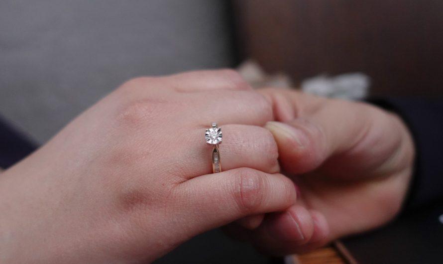 Demande de mariage: bien choisir la bague pour elle
